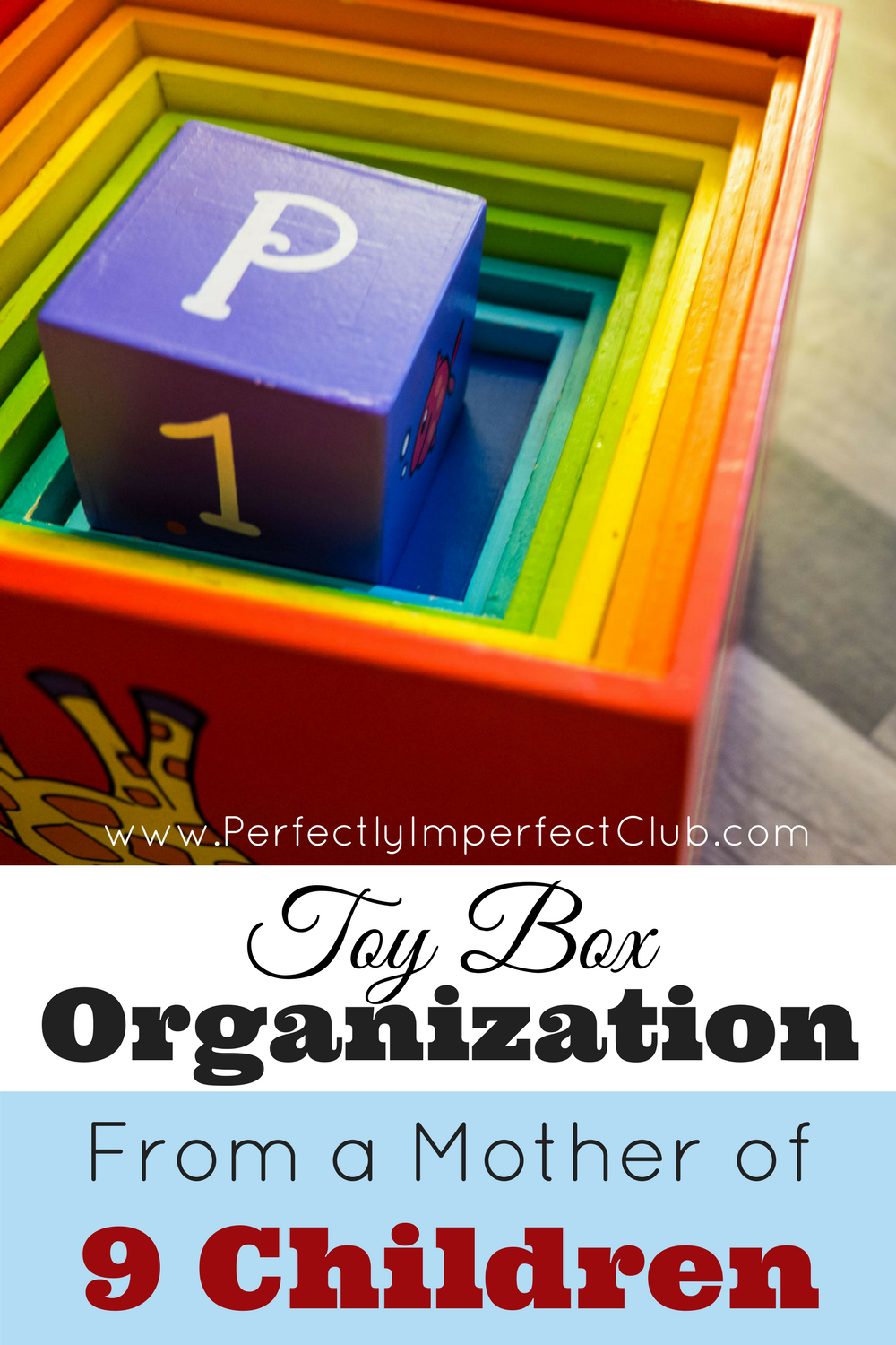The toy organization system that is working for us, right now!|Large Family|Organization