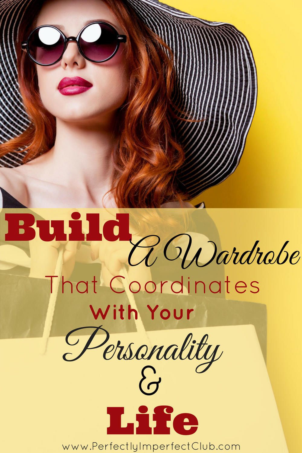 Build a Wardrobe that Coordinates
