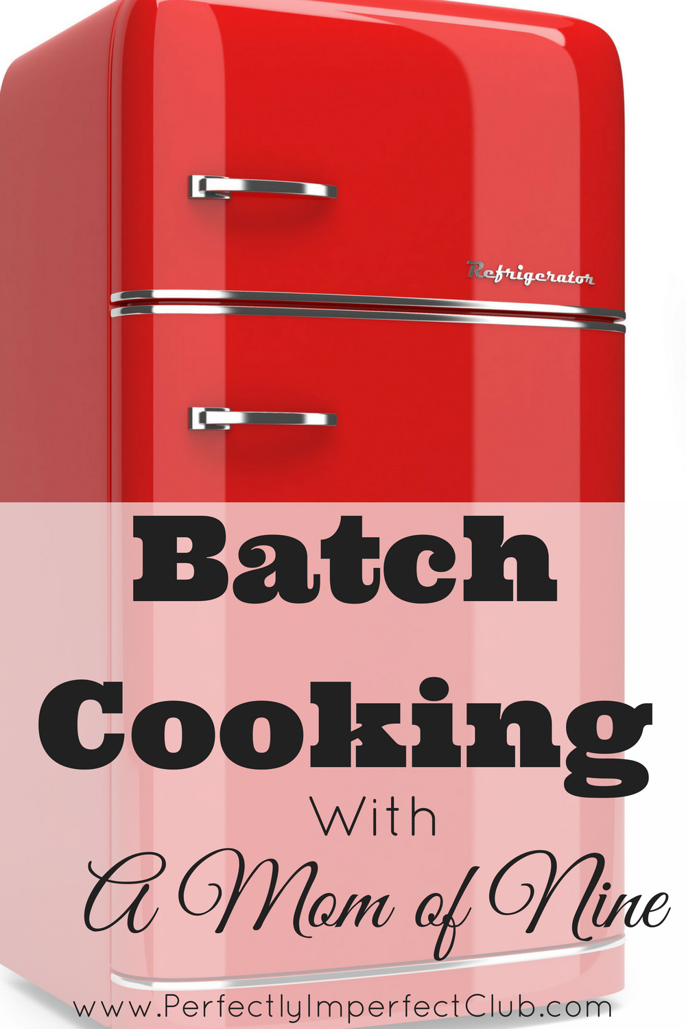 How To Batch Cook to Save Time and Money