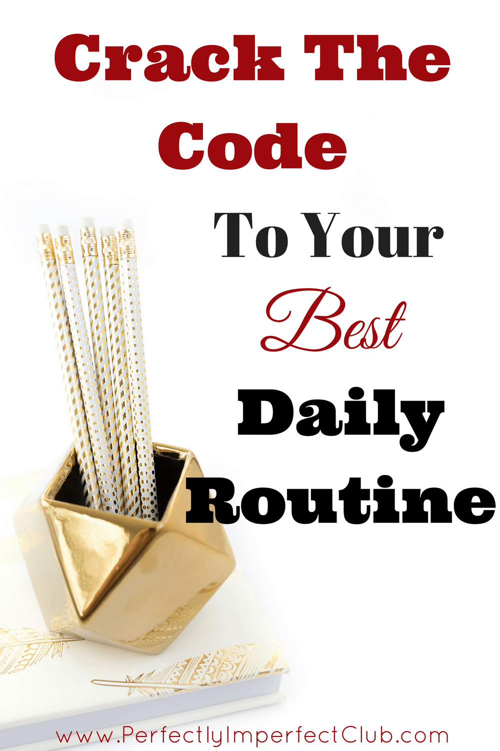 Having trouble creating a daily routine? This is how I have made my best daily routine. Free printable! Creating a Daily Routine|Daily Routine for Mom|Time Management