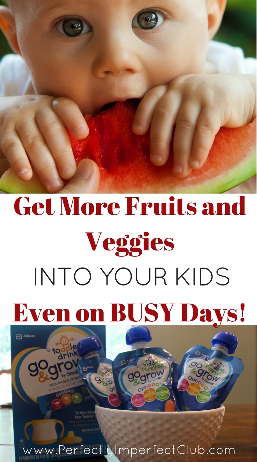 This is how a mother of 9 makes sure her children are getting in their fruits and veggies, even on the busiest days! #GoAndGrowAtWalmart #ad