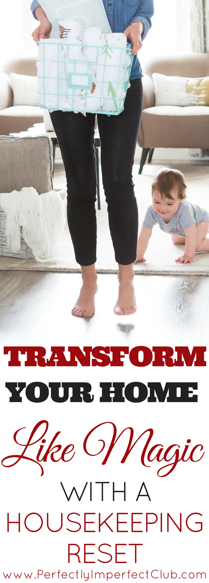 When you feel like you are getting behind with your housekeeping, sometimes a reset is all you need. This is how a mom of 9 gets her cleaning routines back on track.