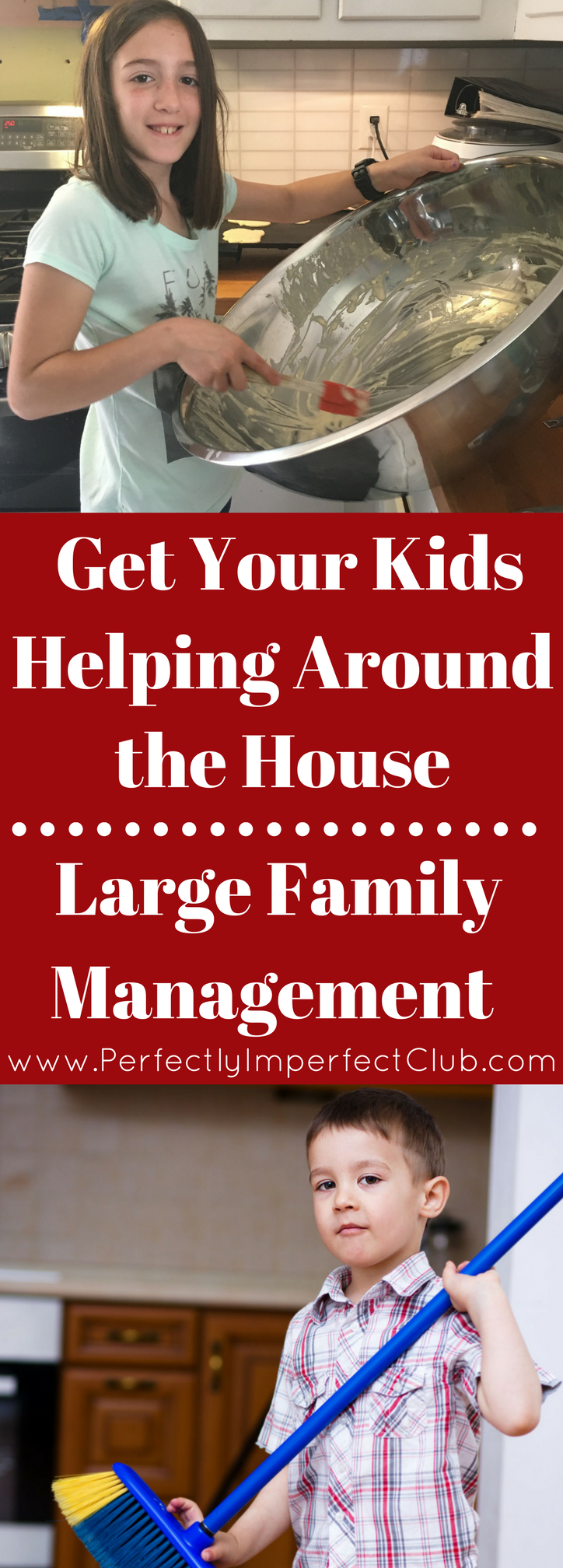 Children's Chores By Age| Chores for Kids| Chores for Teens| Large Family Chores| Large Family Organization